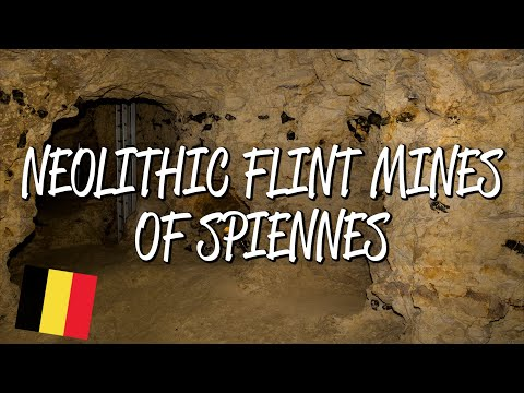 Neolithic Flint Mines of Spiennes - UNESCO World Heritage Site