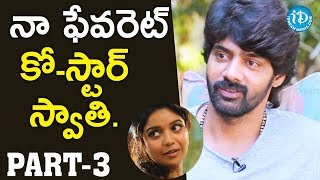 Actor Naveen Chandra Exclusive Interview Part #3 || Talking Movies With iDream