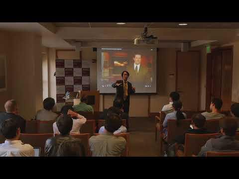 Masahiro Fukuhara | Stanford Silicon Valley-New Japan Project Public Forum 10.13.17