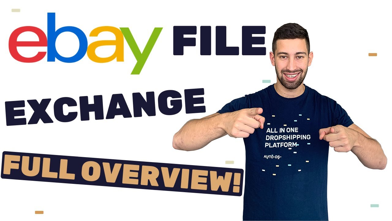 eBay File Exchange: Everything You Need To Know (Full Overview)