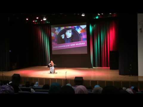 Mimi Nazrina In Singapore 2015   Kun Anta Cover Mimi Nazrina