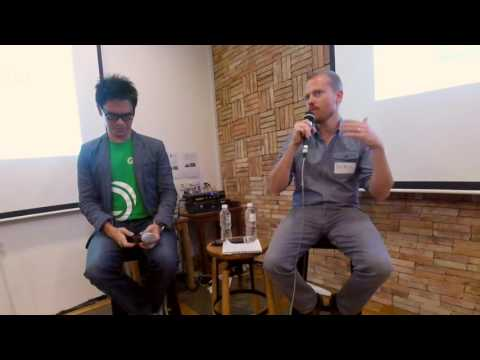 Kell Jay Lim (Grab) - Building a Ride Sharing Network in Singapore