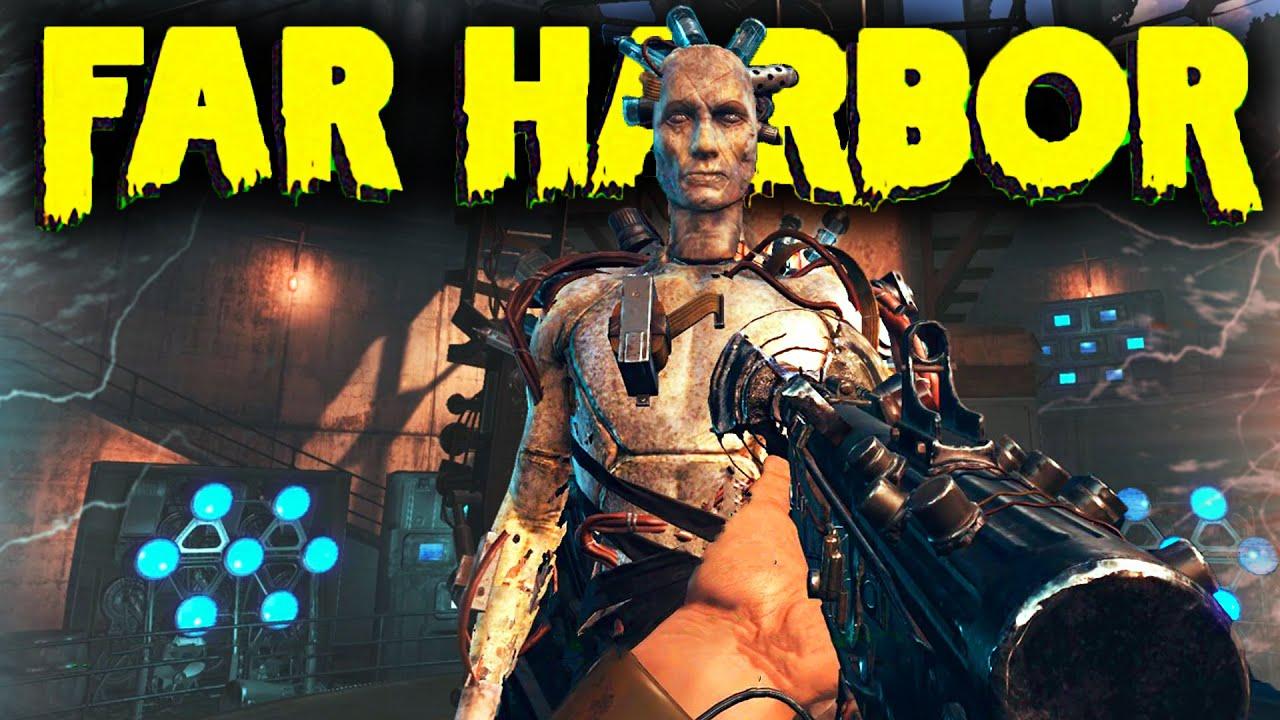 how to start far harbor