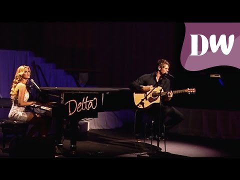 Delta Goodrem & Brian McFadden - Almost Here (Believe Again Tour 2009 Live)