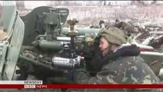 【BBC】 ウクライナ軍がドネツク空港奪還 全面戦争の懸念も