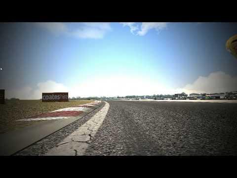 Touring Car Racing Championship - Waiting Barbagallo Racing - Gara 2