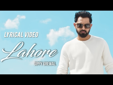 Lahore (Lyrical Video) | Gippy Grewal | Roach Killa | Dr Zeus | White Hill Music