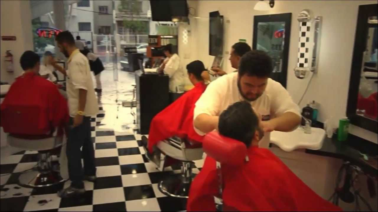 Barber Youtube : BOXERS Barbershop - YouTube
