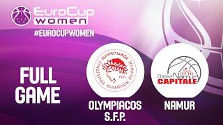 Olympiacos  v Namur  - Full Game - EuroCup Women 2019-20