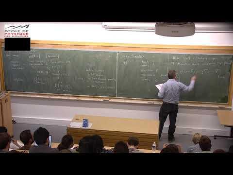 Active Field Theories 1