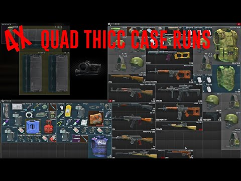 EFT Twitch Highlights - THE 70,000,000 ROUBLE RAID