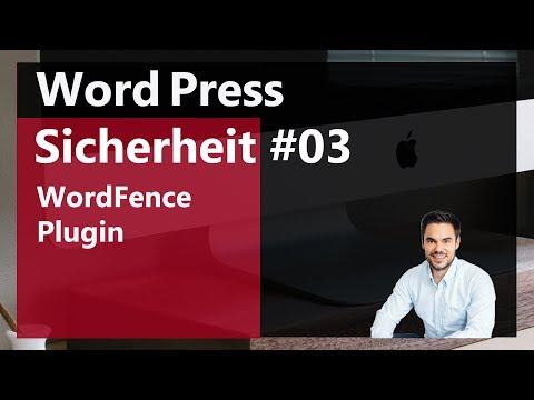 Wordfence Security Plugin für WordPress (Deutsch, 2015)