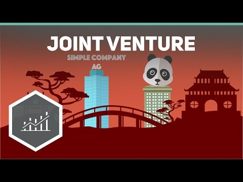 Joint Venture - Grundbegriffe der Wirtschaft