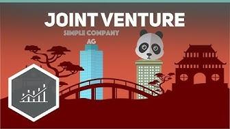 Joint Venture - Grundbegriffe der Wirtschaft ● Gehe auf SIMPLECLUB.DE/GO & werde #EinserSchüler
