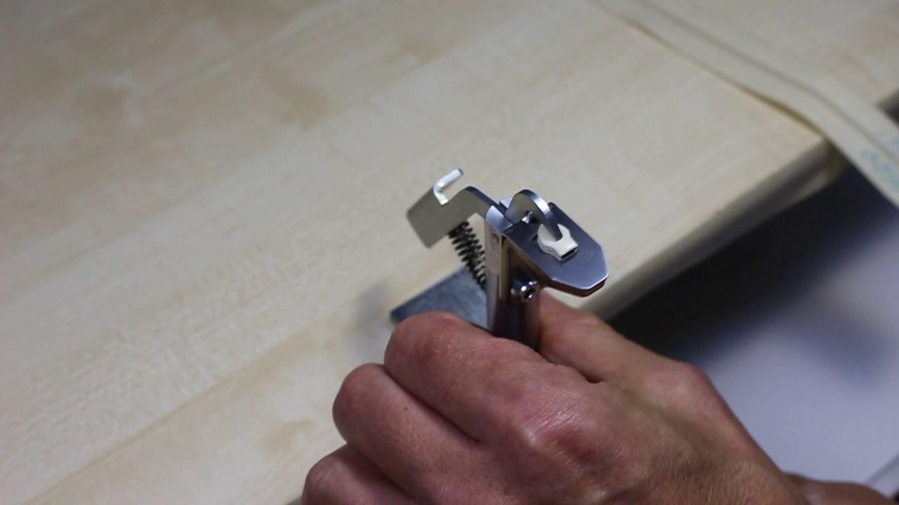Bettwäsche Reißverschluss Schieber Aufziehwerkzeug Youtube
