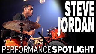 Performance Spotlight: Steve Jordan
