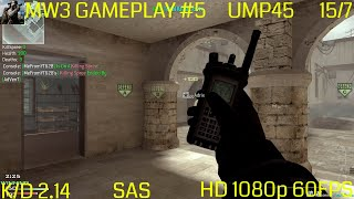 Call of Duty MW3: Multiplayer Gameplay #5 ::Domination:: Seatown - No Commentary |HD 1080p|