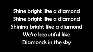 Rihanna - Diamonds HD + LYRICS + MP3 Download link 320 Kbps
