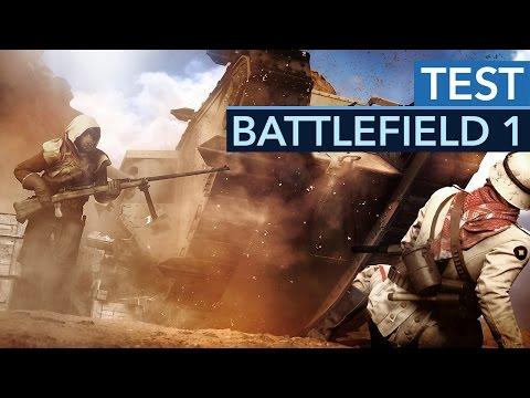 Battlefield 1 - Test-Video: Ein Multiplayer-Megahit