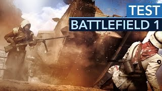 Battlefield 1 - Test-Video: Ein Multiplayer-Megahit