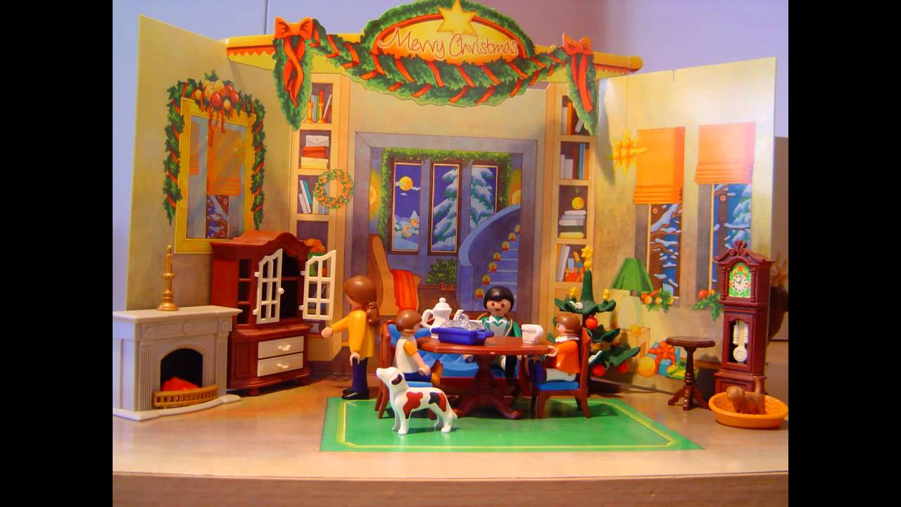 playmobil weihnachten ii youtube. Black Bedroom Furniture Sets. Home Design Ideas