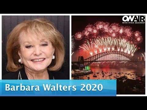 Ryan Seacrest - There's a Petition Circulating for Barbara Walters to Join NYE Because 2020
