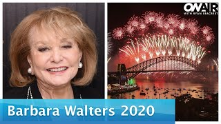 Barbara Walters to Introduce 2020? | On Air With Ryan Seacrest