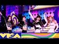 "BLACKPINK Performs ""Ice Cream"" With Selena Gomez | 2020 MTV VMAs  (FM/V)"