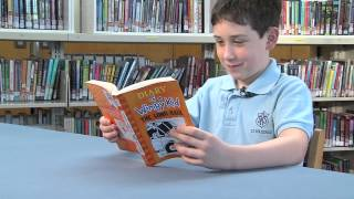 Homework Hotline Book Review: Diary of A Wimpy Kid