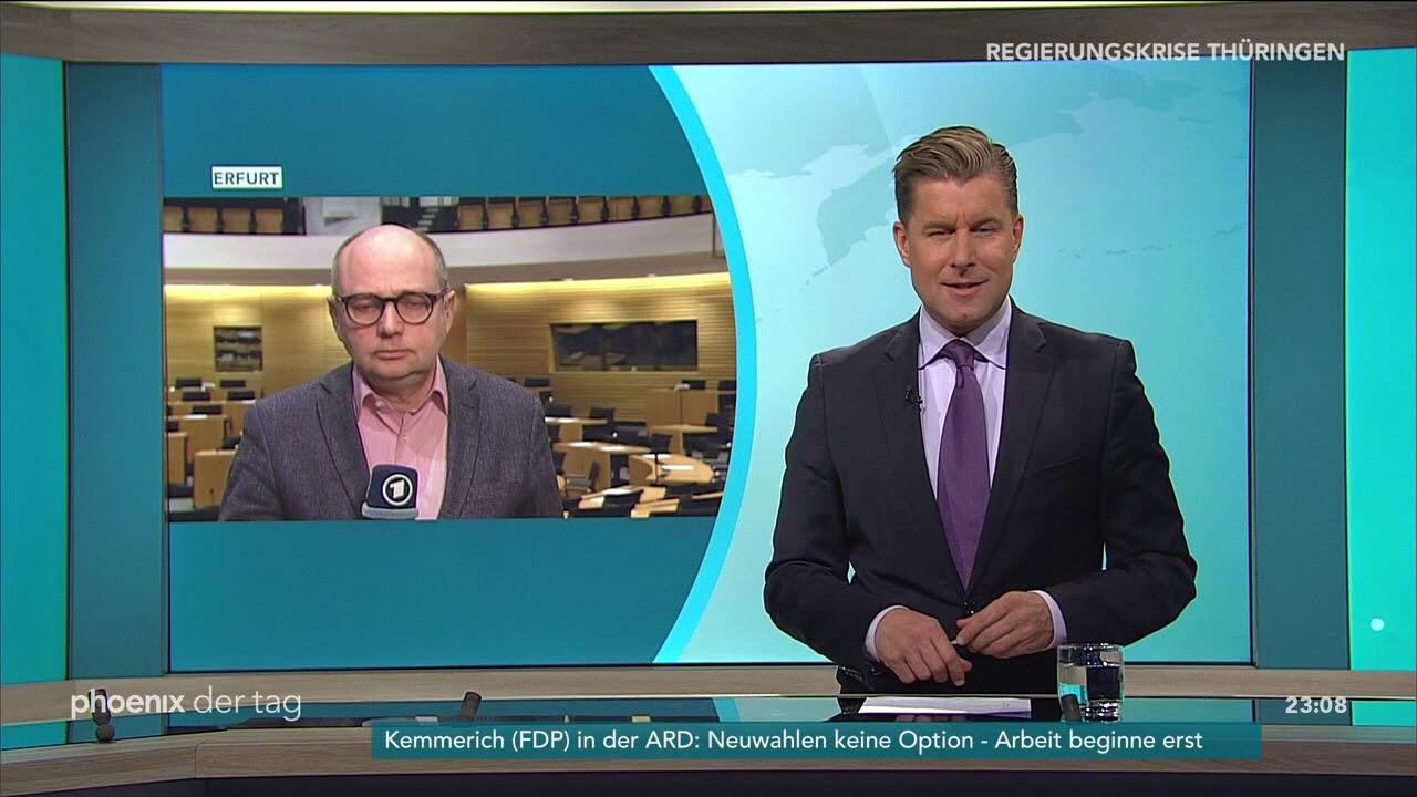 Mdr Thüringen Wahl