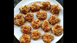 Coconut Flour Cookies (gluten Free) ~cookies à La Farine De Coco