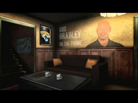 Gus Bradley on the Dan Patrick Show (Full Interview) 8/20/14