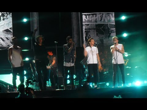 One Direction WWA Tour - Video Compilation - Bogota, Colombia 25.4.14