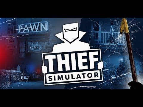 【live】盗賊王に俺はなる!潜入泥棒ゲーム【Thief Simulator】第2夜「おいパウエル金貸せよ」