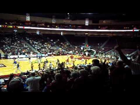 NM State introduction 2010/2011 WAC Tournament
