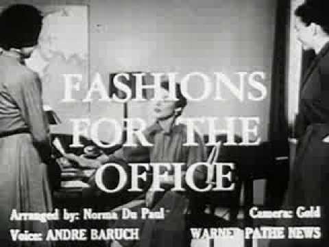 Fifties Office Dresses