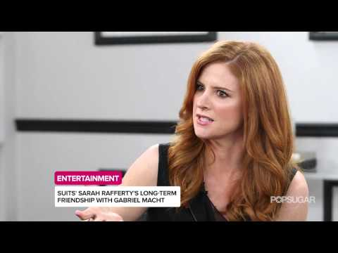 Suits Star Sarah Rafferty Reveals Hints About the Season Finale