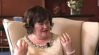 Susan Boyle - Is Malta  Exclusive Interview With Tvm Com Mt - Tvm