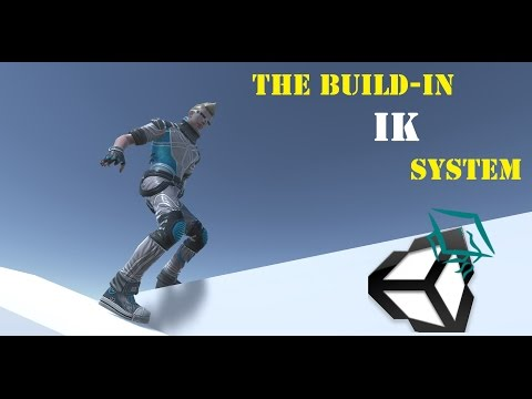 Unity 5 Tutorial The Build-In IK System
