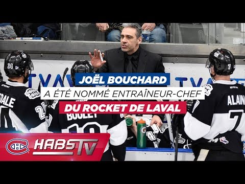 Get to know Joël Bouchard