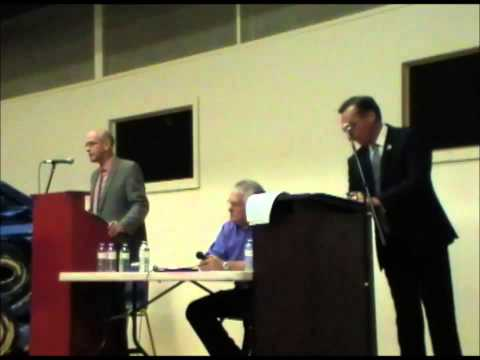 Brighton Mayoral Candidate Meeting At ENSS