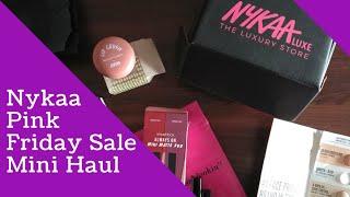 Nykaa Pink Friday Sale : Mini Haul : Smashbox Lipsticks.. Kiko Milano and Nykaaa Cosmetics