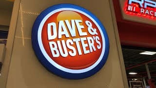 Playing Arcade Games At Dave & Busters Live!