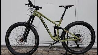Ghost H AMR 6 AL 27 5R+ Fullsuspension All Mountain Bike 2018