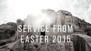 Service From Easter 2015