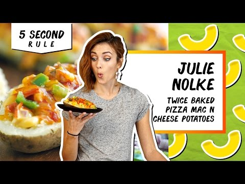 ASK THE AUDIENCE: Finding the Ultimate Comfort Food Part 2 | 5 Second Rule with Julie