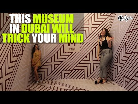 Al Seef - Museum Of Illusions In Dubai Will Change Your Real