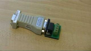 RS232 To RS485 Converter Adapter In HD