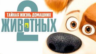 Тайная жизнь домашних животных Русский-Трейлер The Secret Life of Pets 2