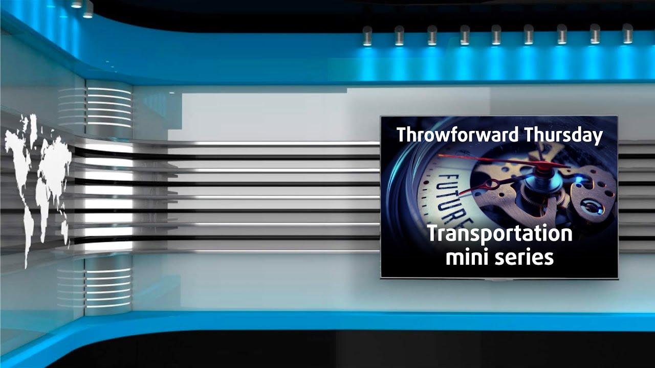 VIDEO: Throwforward Thursday 19: Driverless cars